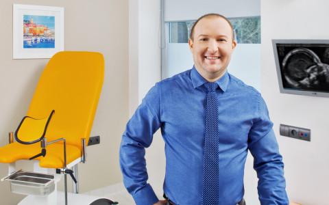 Gabinet ginekologii – dr n.med. Michał Michalski